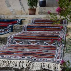 Tapis Berbère Tunisien Guermessa