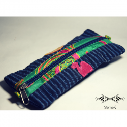 Trousse en coton Ifriqya