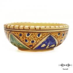 Bol Jaune en Céramique Safra