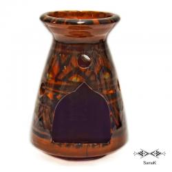 Brule-parfum en céramique Yasmin
