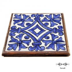 Dessous de plat en céramique Sidi