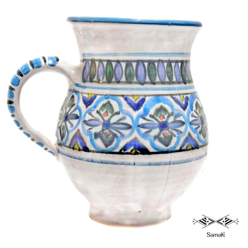 Pichet à eau en céramique Sidi