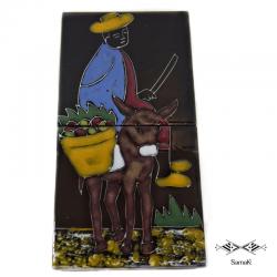 Tableau Décoration Murale en céramique Twensa
