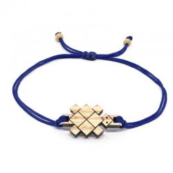 Bracelet en Bois SOZO | Tortue Origami
