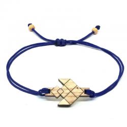 Bracelet en Bois SOZO| Poisson Volant