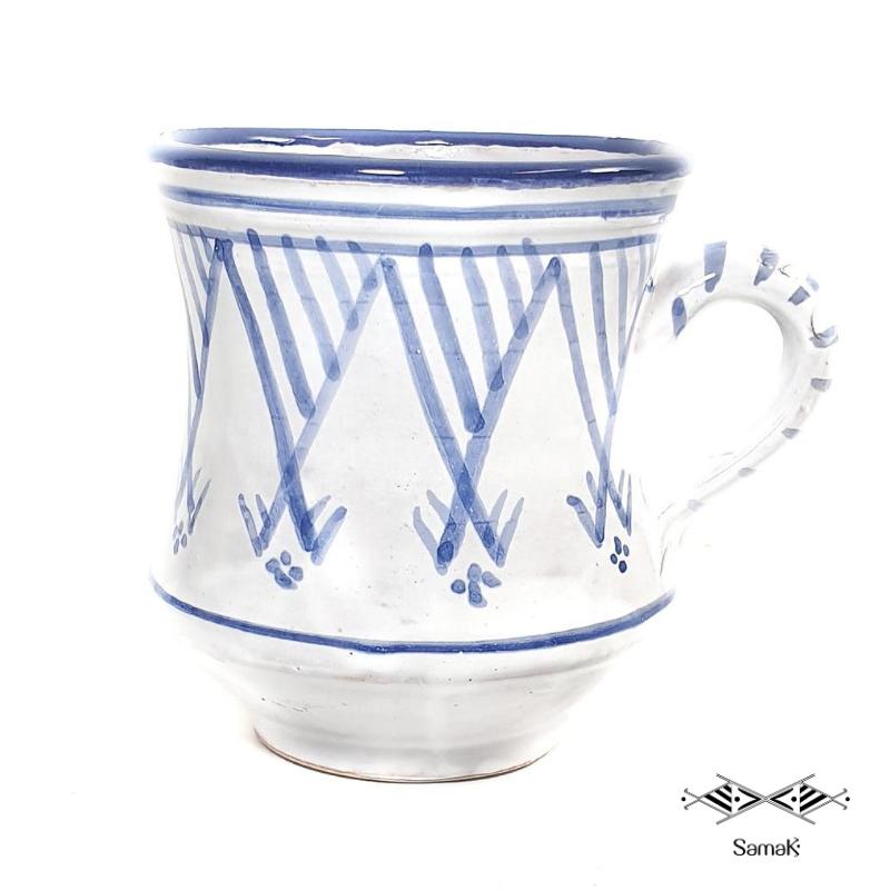 Tasse en Céramique Arrondie Samak