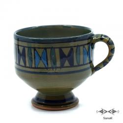 Tasse en céramique Halleb