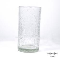 Verre à eau en verre...