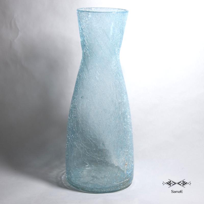 Carafe en verre soufflé Neapolis
