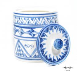 Sucrier en céramique Gamra
