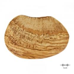 Planche en bois d'olivier...
