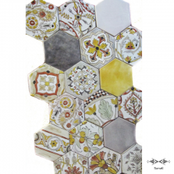 Forme Hexagonale - Carreaux...