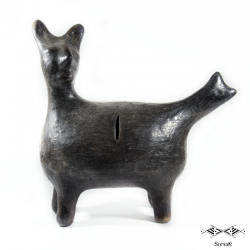 Statue Chat - Poterie de Sejnane