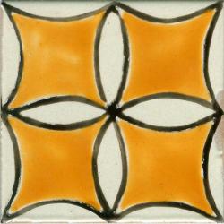 Etoile - Carreaux de céramique