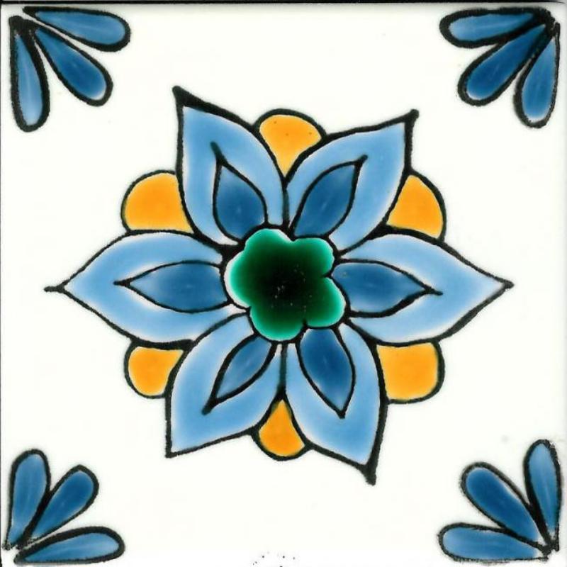 Jasmin - Carreaux de céramique