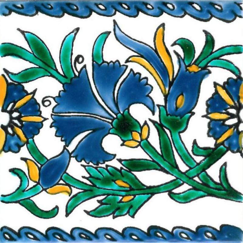 Giroflier - Carreaux de céramique