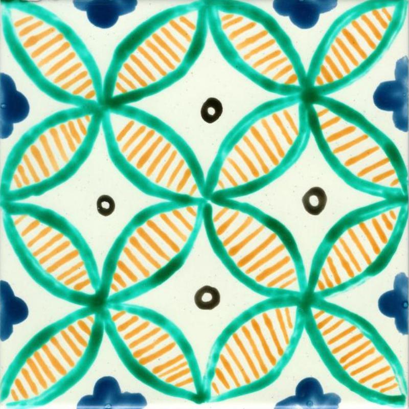Feuillet  - Carreaux de céramique