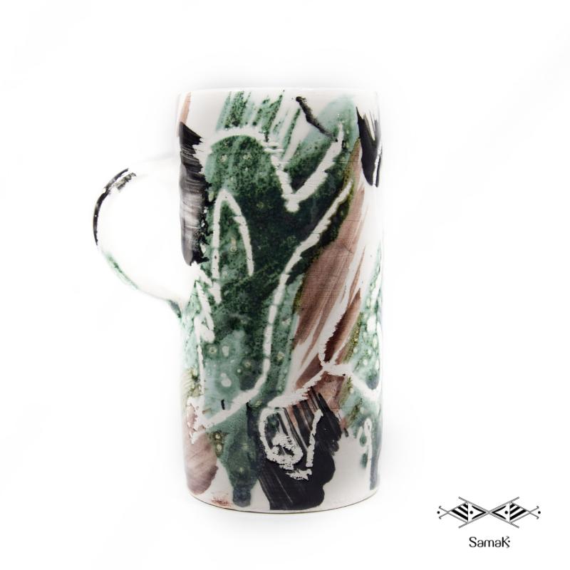 Tasse Mug en céramique Hourouf
