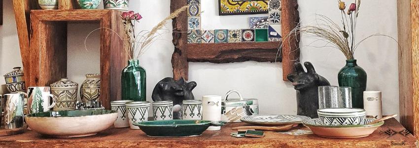 Décoration d'intérieur | Artisanat Tunisien | Samak