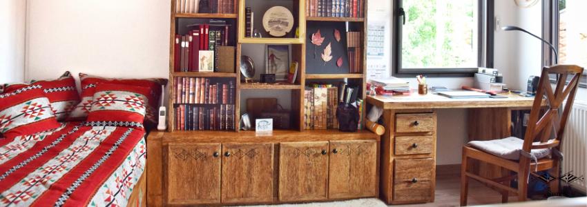 Meubles sur-mesure|Meuble|Mobilier sur-mesure|Artisanat tunisien|Samak
