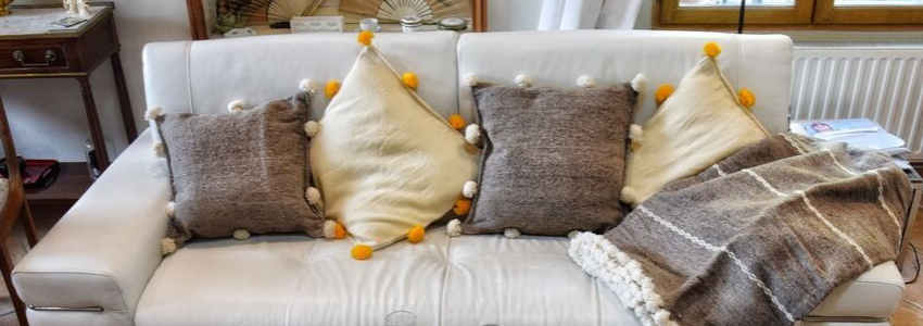 Textiles de maison | Fait-main | Artisanat Tunisien |Samak