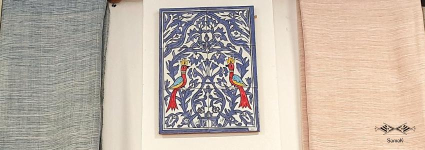 Décoration murale, Cadre, Tableau...  Artisanat Tunisien   Samak