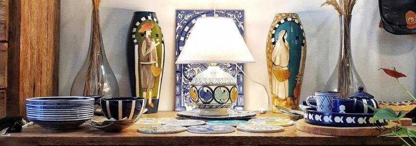 Lampes, Veilleuses |Artisanat & Art de vivre|Samak