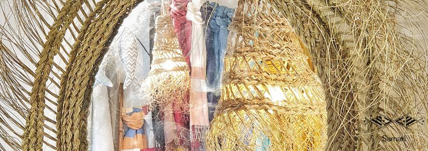 Suspension, lustre et luminaire|Artisanat & Art de vivre|Samak