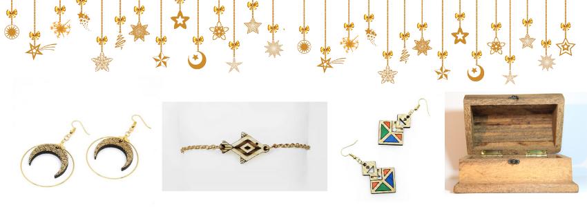 Cadeaux de Noel   Bijoux   Accessoires   Artisanat Tunisien   Samak