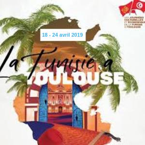 Journées de la Tunisie à Toulouse - 18-24 avril 2019